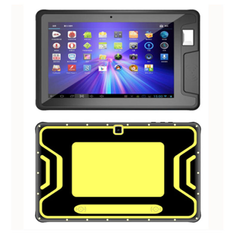 10 inch or 10.1 inch NFC fingerprint android7.0 os touch Rugged tablets pc computer HR1017
