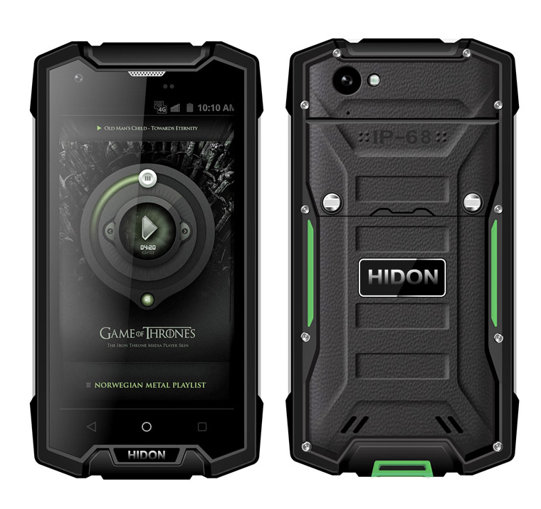 "Cheap 5"" 5 inch Qualcomm MSM8909 android 5.1 4G rugged phone,4G rugged smartphone with android 5.1 and 4G HR509"