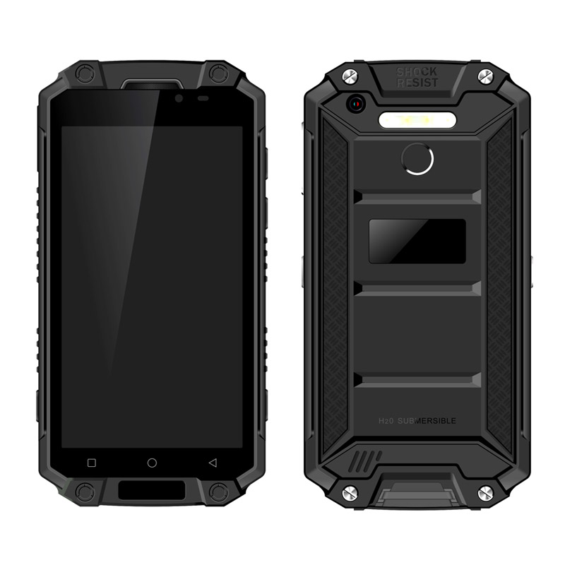 5.5 inch Android 7.0 Explosion-proof phone 4+64 Explosion-proof smartphone 4G LTE Gas station phone with 8000mAh battery