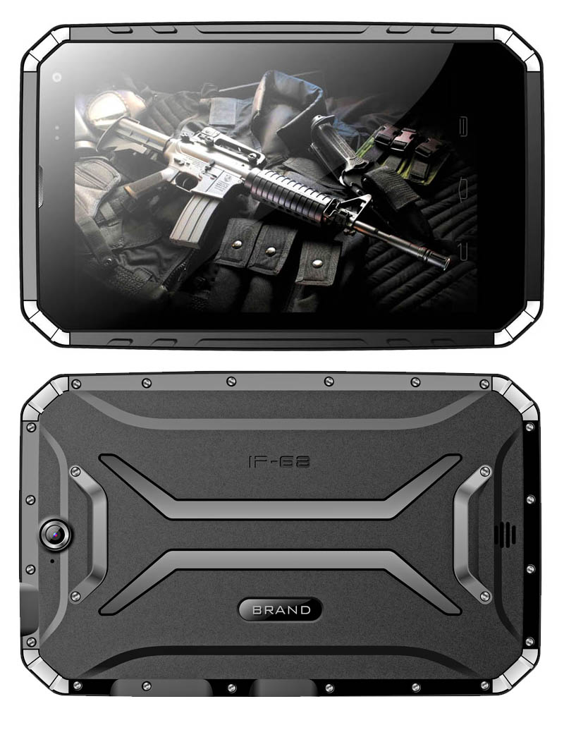 Cheapest Factory 8 inch Z8350 Quad-core Win 10 Home rugged tablet pc 2G ram DDR+32G EMMC IP68 rugged tablets 4G NETWORK