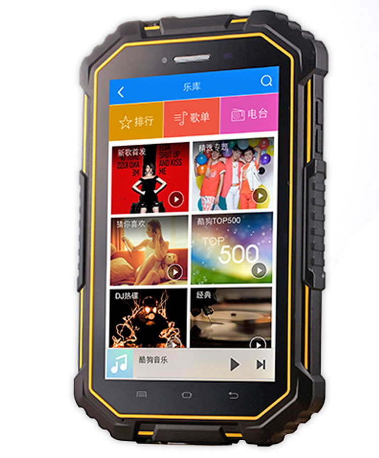 Cheapest 7 Inch MTK6735 Quad-core Android 6.0 2G RAM + 16G ROM Rugged Tablet PC with NFC reader Industrial Panel PC